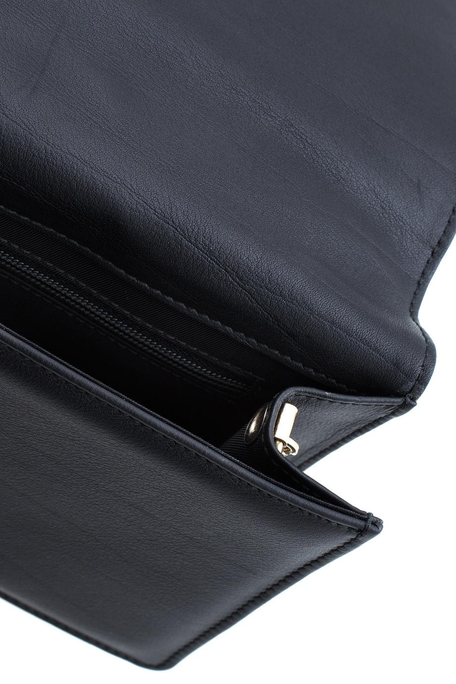 a133cf40a3d4 Кожаный клатч Bernard Delettrez – купить в интернет-магазине в Москве