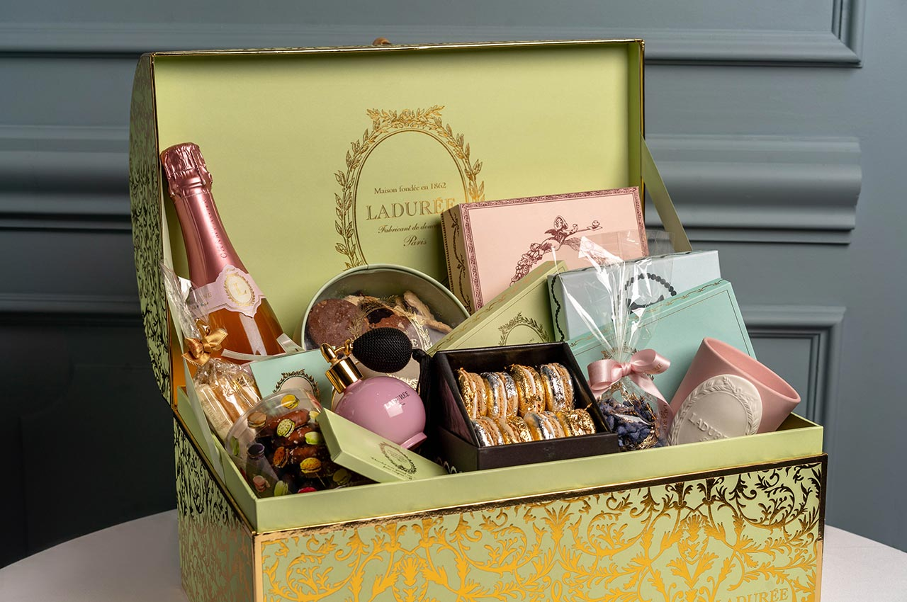 Подарочные наборы Ladurée