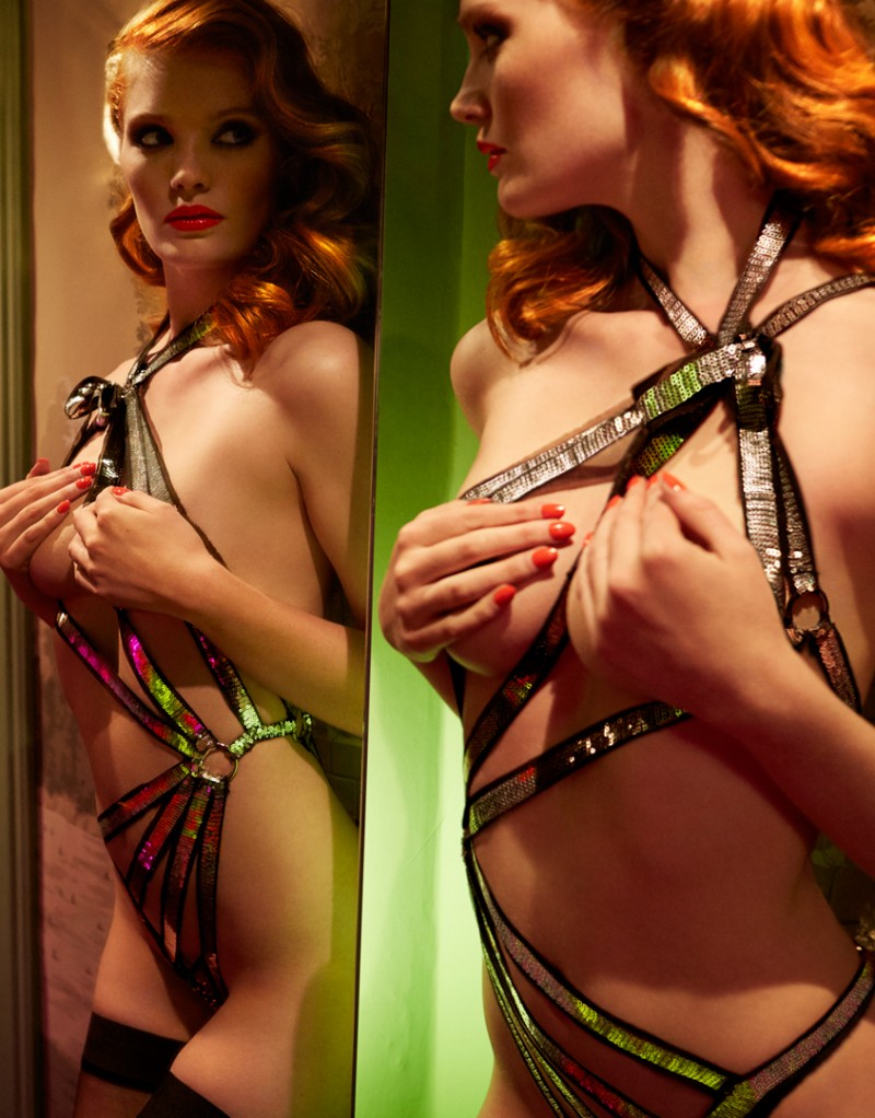 Боди Sherrie от Agent Provocateur