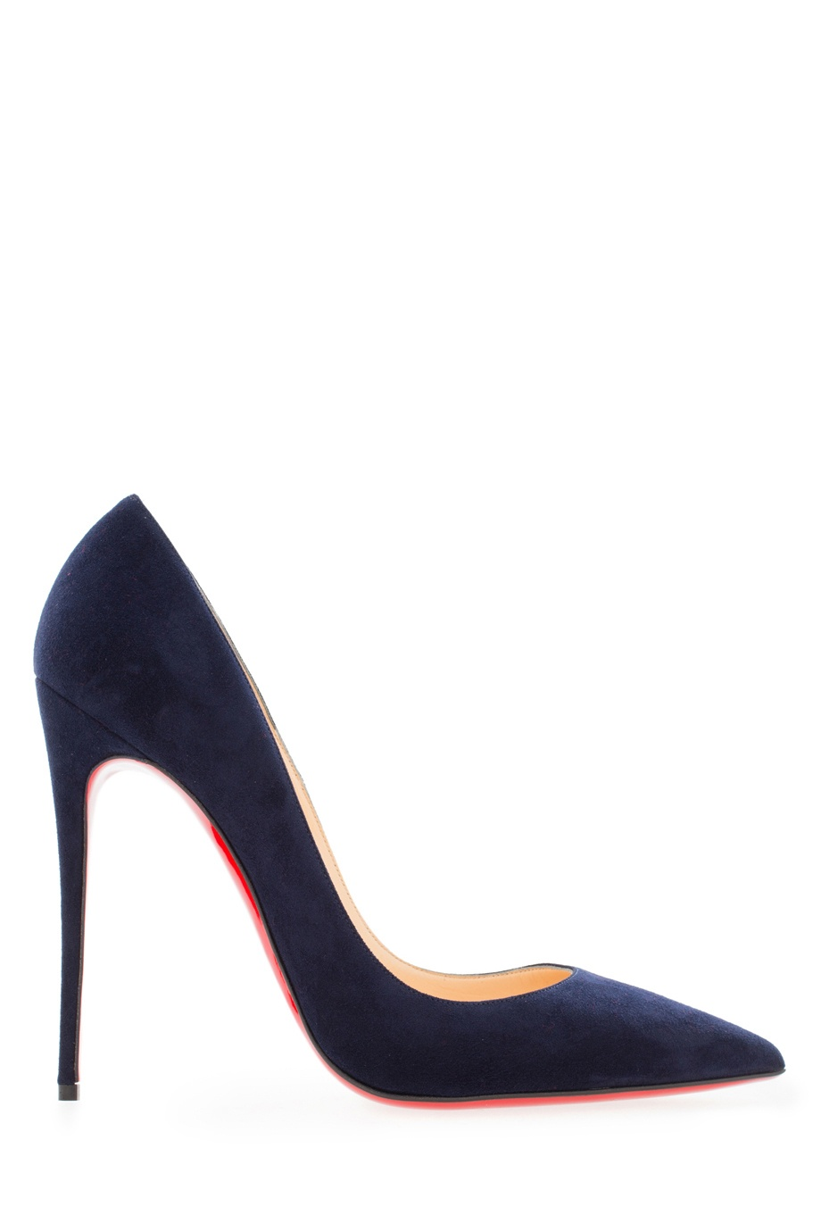 Замшевые туфли So Kate 120 Christian Louboutin (фото)