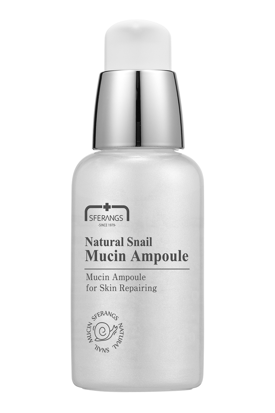 Сыворотка Natural Snail Mucin Ampoule 30ml Sferangs (фото)