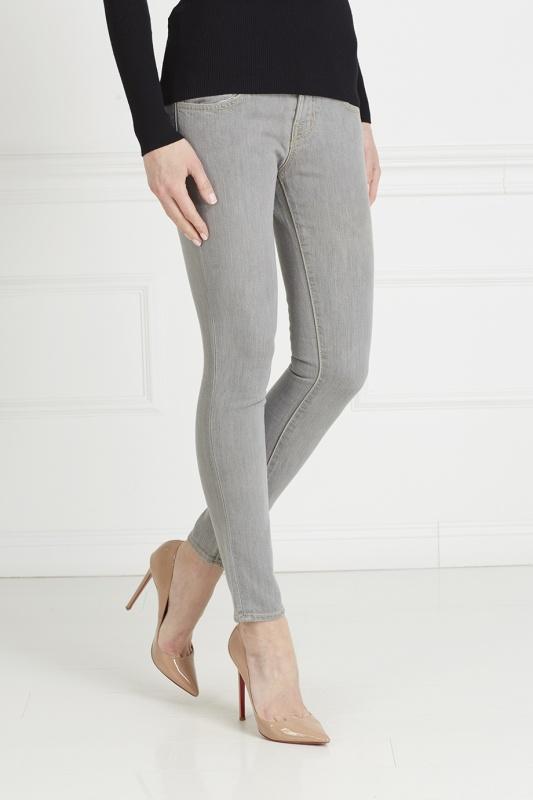 Хлопковые джинсы от THE OUTLET