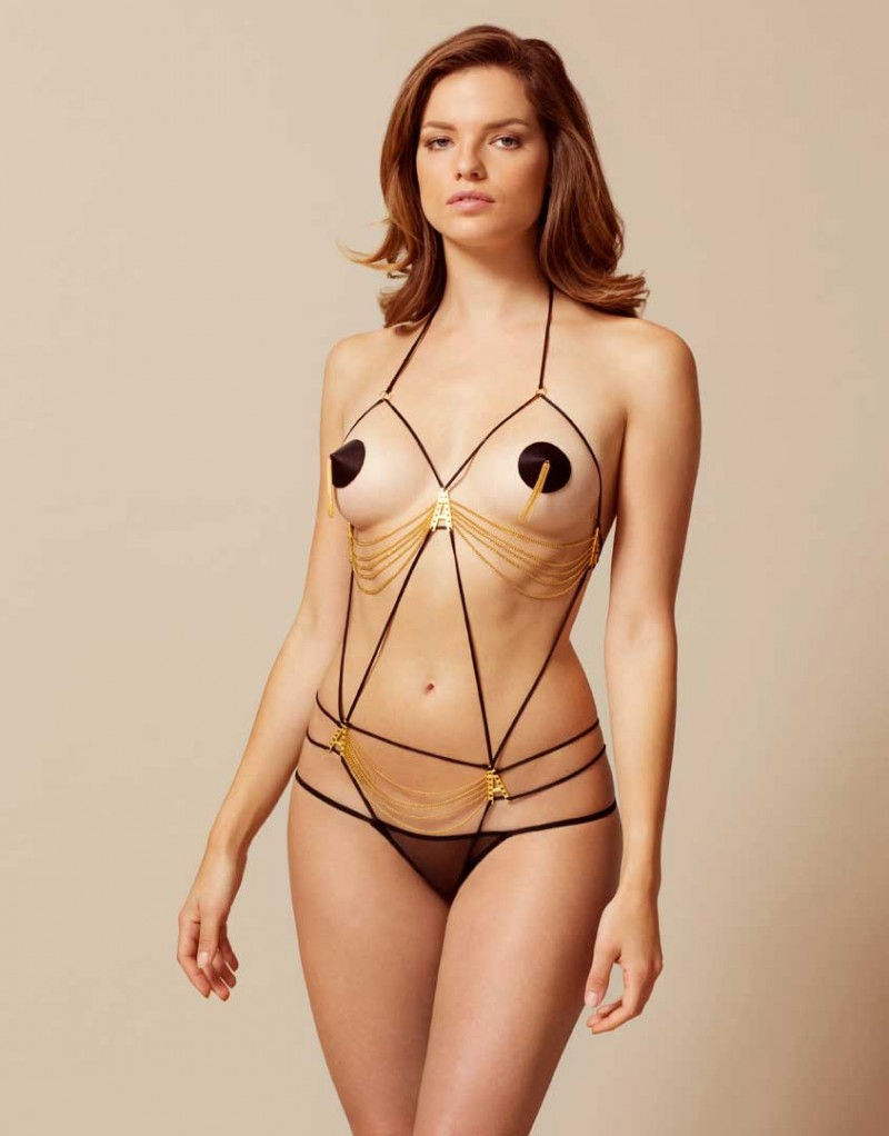 Боди Avery от Agent Provocateur