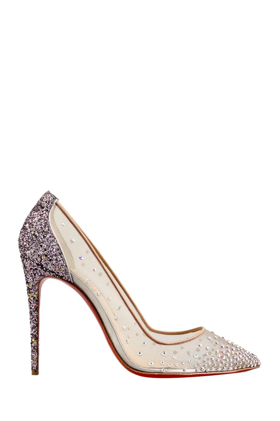 Туфли Follies Strass 100 Christian Louboutin (фото)