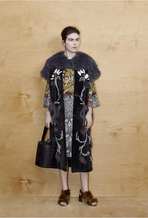 Фото 6 - Платье с принтом от Alena Akhmadullina цвет multicolor