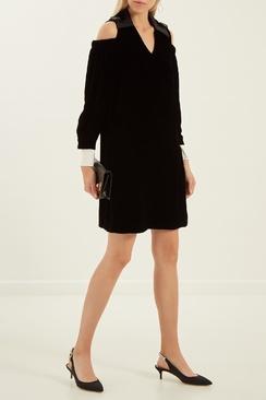 28dc8c0a712 Бархатные платья - купить женское платье из бархата в интернет-магазине  Aizel.ru
