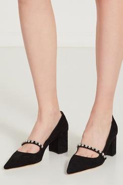 12aaa9f0f721 Женская обувь Miu Miu   Миу Миу купить в интернет-магазине Aizel.ru