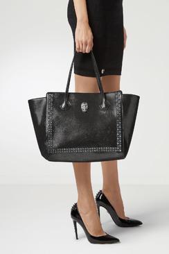 1688ecfc9a08 Большие сумки Philipp Plein (Филипп Плейн) женские - купить в интернет- магазине Aizel.ru