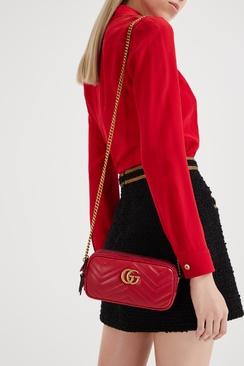 dd06258d Женские сумки Gucci (Гуччи) - купить оригинал в интернет-магазине Aizel.ru,  цены и фото на официальном сайте