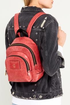 Кожаный рюкзак женский emil рюкзаки норвегия