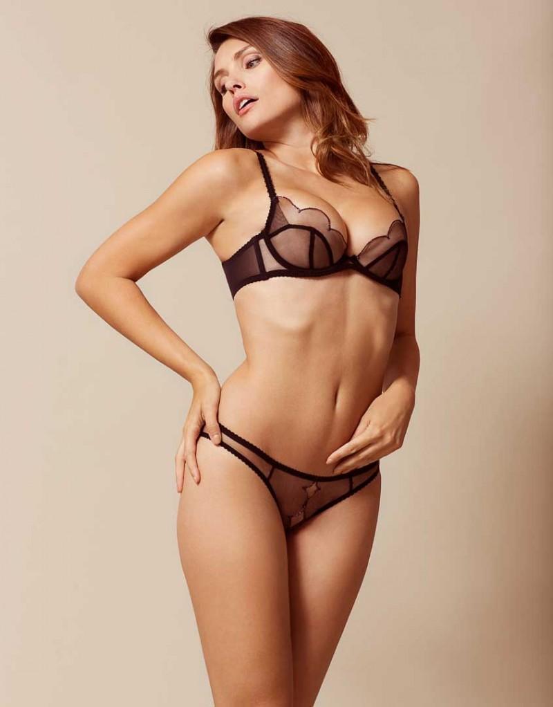 Agent Provocateur Французские трусики Lorna черные с люрексом lorna bose повседневные брюки