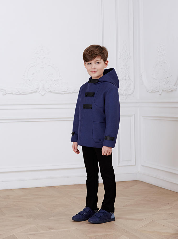 Dior Kids / Шерстяное пальто
