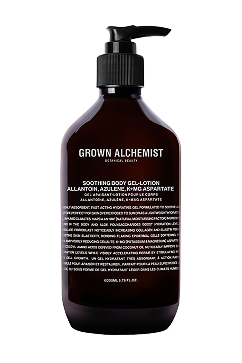 Восстанавливающий гель для тела, 200 ml Grown Alchemist (фото)
