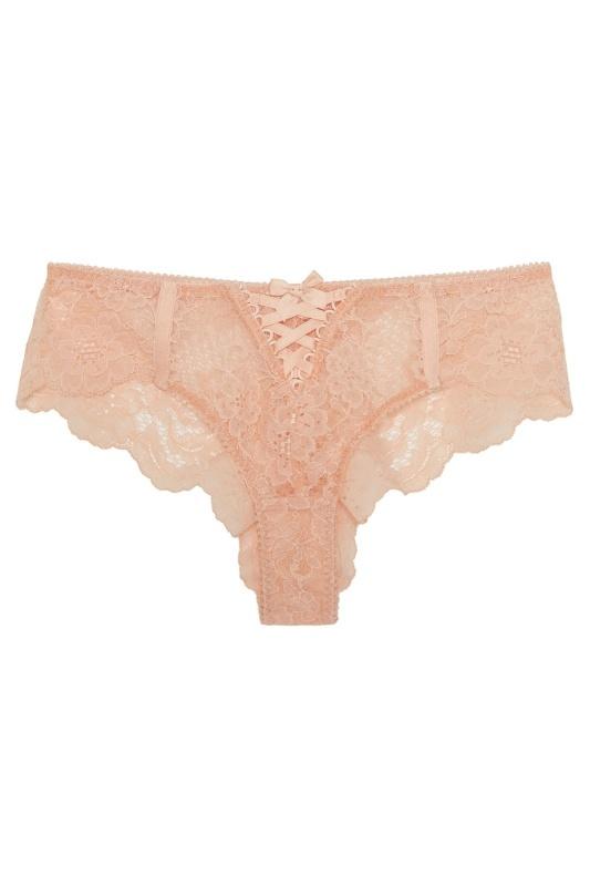 Классические трусики Peachy розовые AGENT PROVOCATEUR