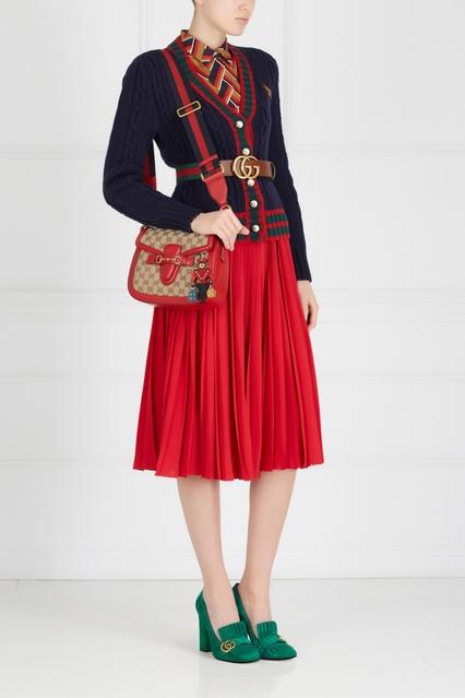 ... Шерстяной кардиган Gucci - Gucci, Одежда, Одежда Gucci, вид 2 ... efeb32ba3c7
