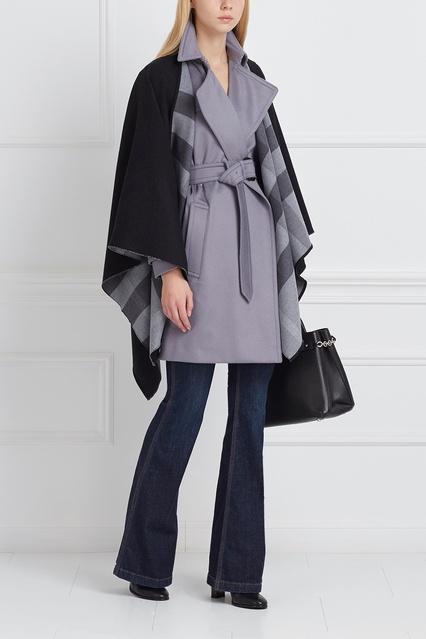 1c8d0c6a6706 ... Шерстяной кейп Burberry - Burberry, Одежда, Одежда Burberry, вид 2 ...