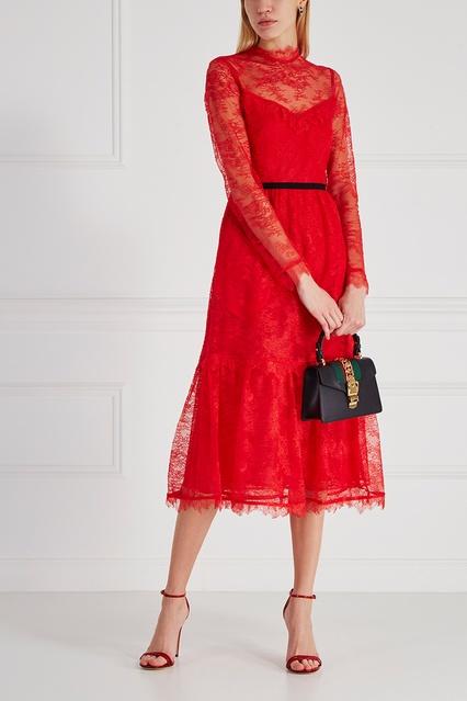 06a446a8b58 Гипюровое платье Georgie Erdem – купить в интернет-магазине в Москве
