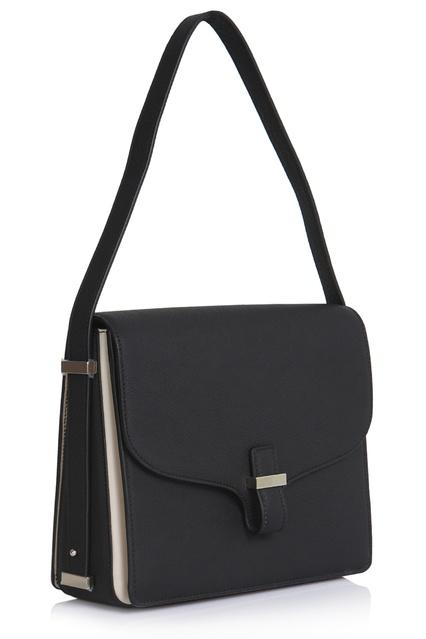 e7283414bf4c Кожаная сумка Victoria Beckham – купить в интернет-магазине в Москве