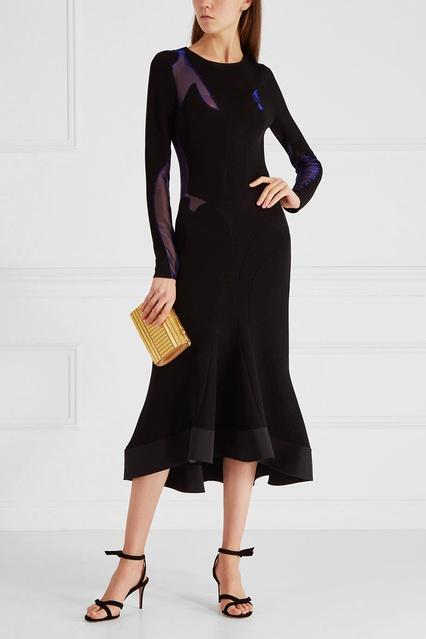d3b2f08c28d Однотонное платье Esteban Cortazar – купить в интернет-магазине в Москве