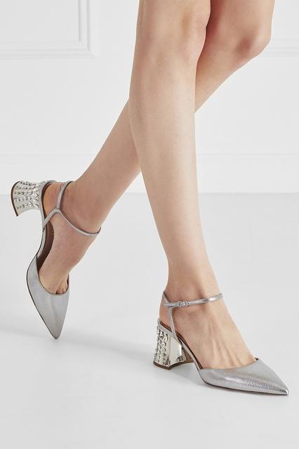 ... Кожаные туфли Miu Miu - Miu Miu, Обувь, Обувь Miu Miu, вид 3 ... 795ac5c89ff