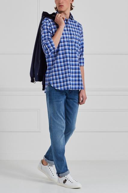 7eb978822ec Хлопковая рубашка Stefano Ricci – купить в интернет-магазине в Москве