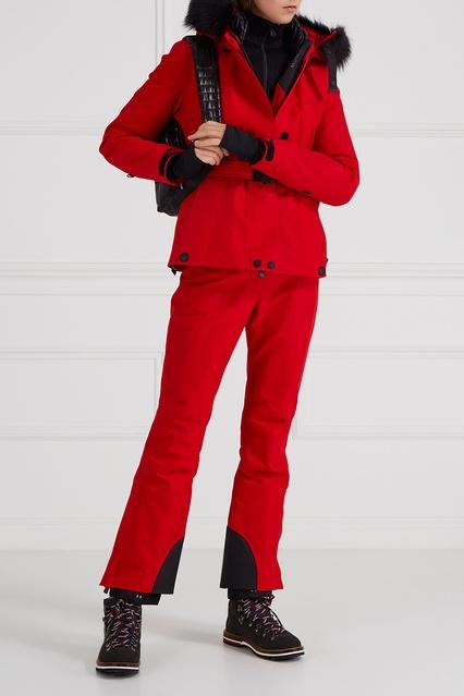 d2a3f03ba96 Куртка с меховой отделкой Laplance Moncler – купить в интернет ...