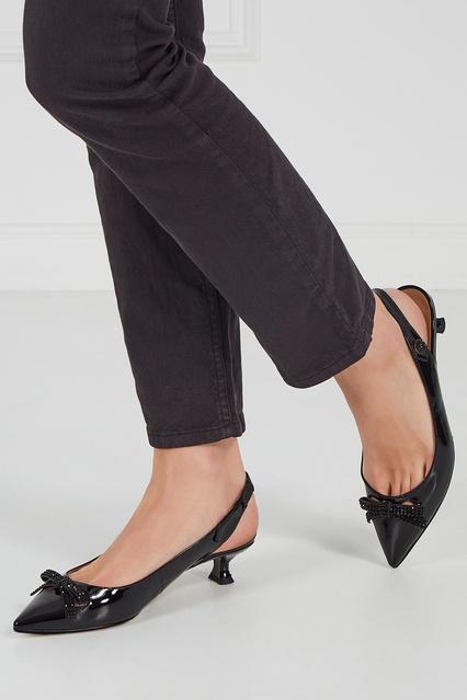 ... Лакированные туфли с бантом на мысе Marc Jacobs - Marc Jacobs, Обувь, Обувь  Marc ... 360b2c61e25