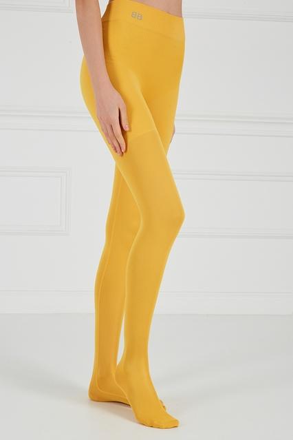 95069896883d Желтые колготки Balenciaga