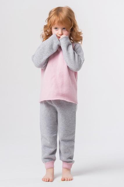 вязаный костюм для девочки Bubbles купить в интернет магазине в москве