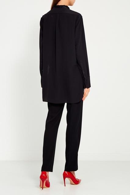 3008cc38de0 Черная шелковая блузка Rag Bone – купить в интернет-магазине в Москве