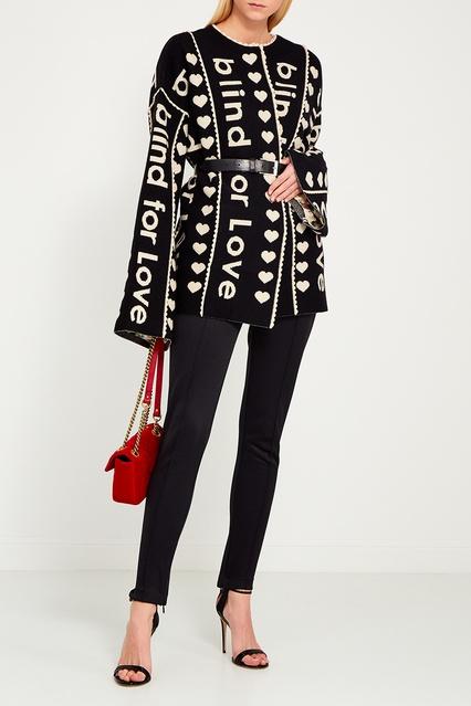 ... Кардиган из шерсти и кашемира Gucci - Gucci, Одежда, Одежда Gucci, вид  3 ... 35b7d262b89