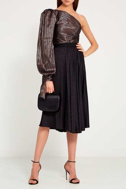 ed6f92fa424 Асимметричная блузка-боди Dotwillow BODYPOETRY – купить в интернет ...
