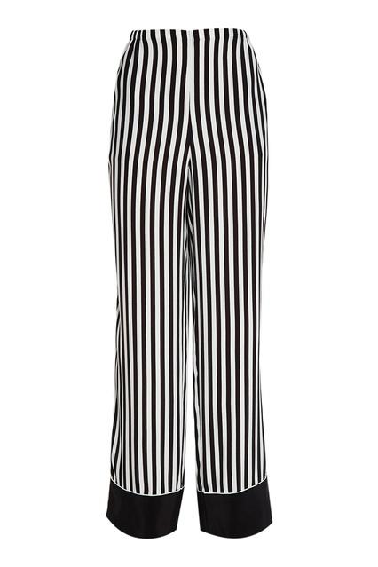 fa1e837d Шелковые брюки в полоску Maison Bohemique - Maison Bohemique, Женское,  Женское Maison Bohemique, ...