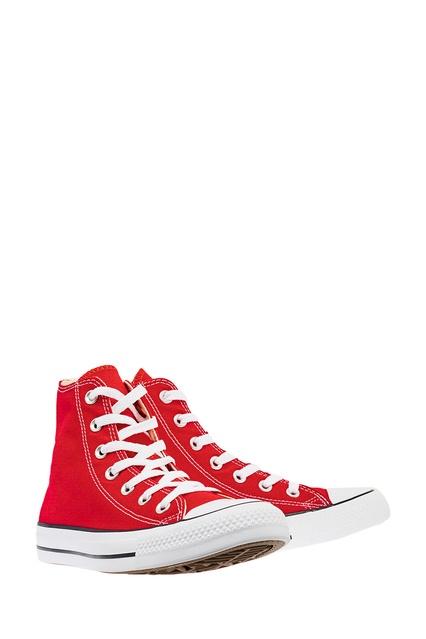 54f12c34fc2c ... Высокие красные кеды из текстиля Converse - Converse, Обувь, Обувь  Converse, вид 4 ...