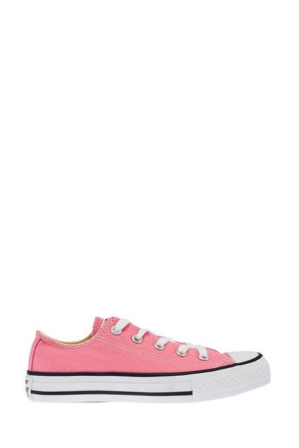 f56e6106 Розовые текстильные кеды Converse - Converse, Детское, Детское Converse,  вид 1 ...