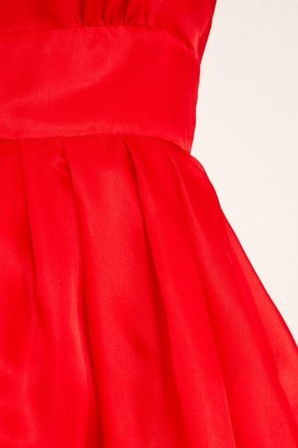 6d7b7eabbb172e8 ... Красное шелковое платье в пол Rochas - Rochas, Женское, Женское Rochas,  вид 4