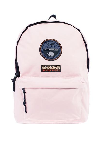 1cc86d74b850 Светло-розовый текстильный рюкзак Napapijri - Napapijri, Мужское, Мужское  Napapijri, вид 1 ...