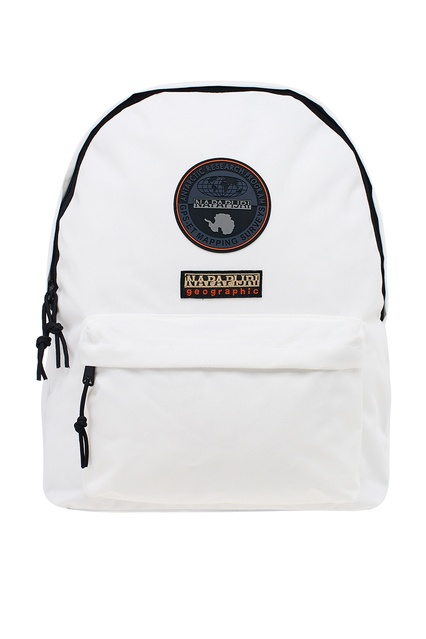 0ac48e586436 Белый текстильный рюкзак Napapijri - Napapijri, Мужское, Мужское Napapijri,  вид 1 ...