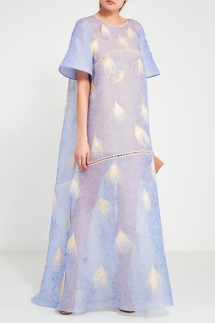 9f219ce519b Шелковой платье