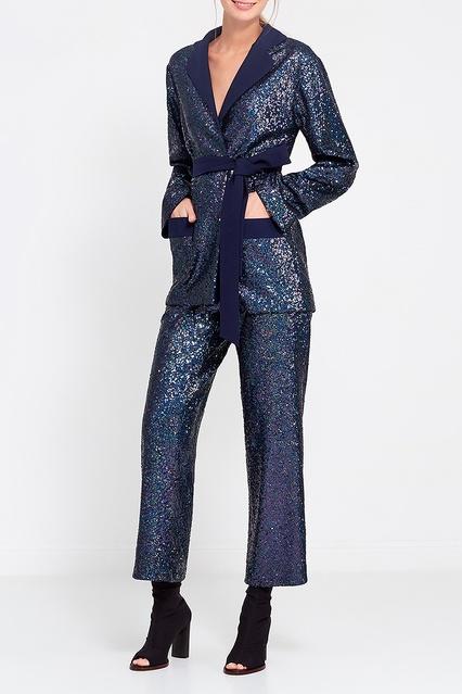 0156765e12a Брючный костюм с пайетками A LA RUSSE – купить в интернет-магазине в ...