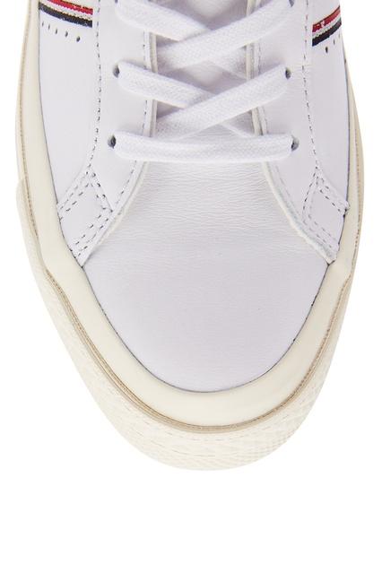 ... Белые кожаные кеды One Star Converse - Converse, Обувь, Обувь Converse,  вид 6 899d263e2b6
