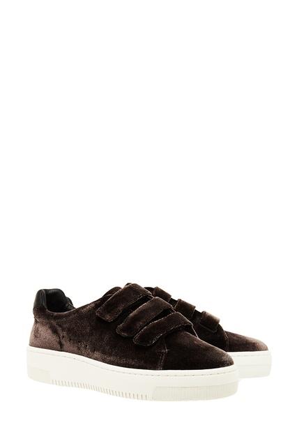 ... Серые вельветовые кроссовки Sandro - Sandro, Обувь, Обувь Sandro, вид 4  ... 910ea36af7d