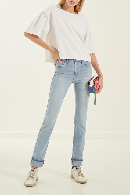 2d19c7cefe7 Голубые джинсы с высокой талией Levi s® – купить в интернет-магазине ...