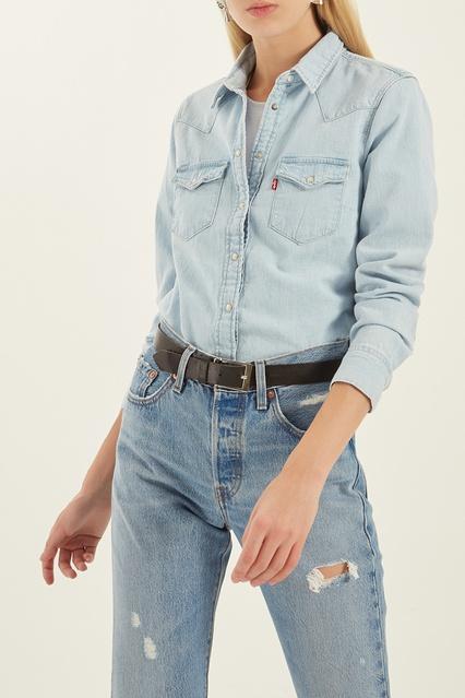 13eed789b35a2 ... Джинсовая рубашка с заклепками Levi's® - Levi's®, Женское, Женское  Levi's®, ...