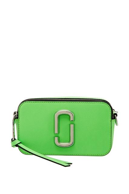 0f64fe45749b Зеленая сумка из кожи Marc Jacobs - Marc Jacobs, Женское, Женское Marc  Jacobs, ...