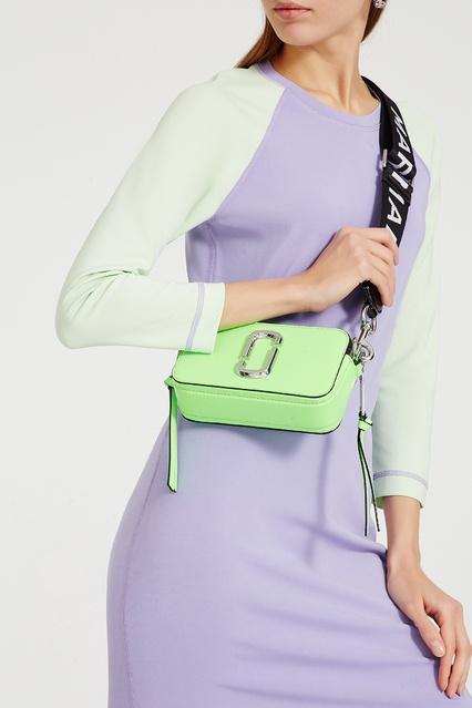 7c00fee1783c ... Зеленая сумка из кожи Marc Jacobs - Marc Jacobs, Женское, Женское Marc  Jacobs, ...