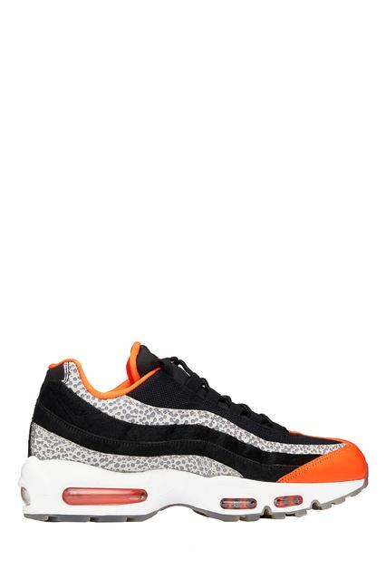 7b94c525 Оранжево-черные кроссовки Air Max 95 (AV7014-002) Nike – купить в ...