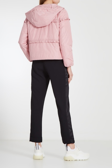 0f6e9d13299 Легкая куртка с капюшоном Prague Moncler – купить в интернет ...