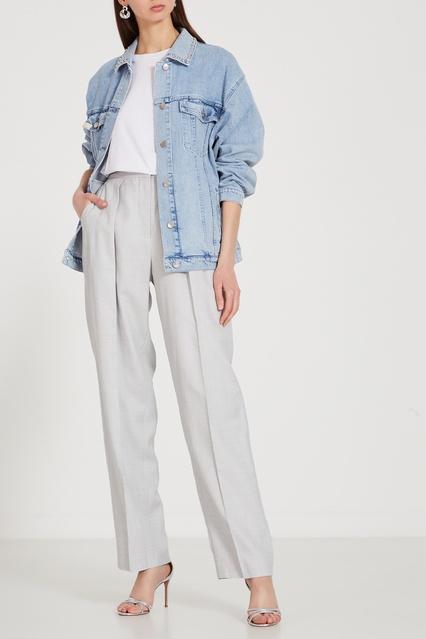 a0a0c8ddf77 Джинсовая куртка с заклепками Stella McCartney – купить в интернет ...