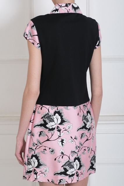 ... Платье из шерсти и шелка Morgan Diane von Furstenberg - Diane von  Furstenberg, вид 6 72809279ccf